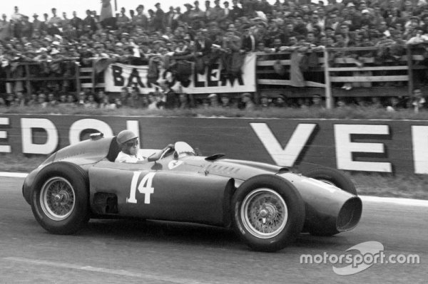 Les Ferrari F1 depuis 1950                                                                 (8-70)