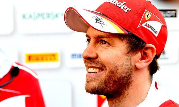 Vettel sous le charme des nouvelles F1