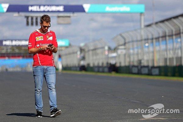 """Vettel : """"Pour le moment, nous ne savons rien"""""""