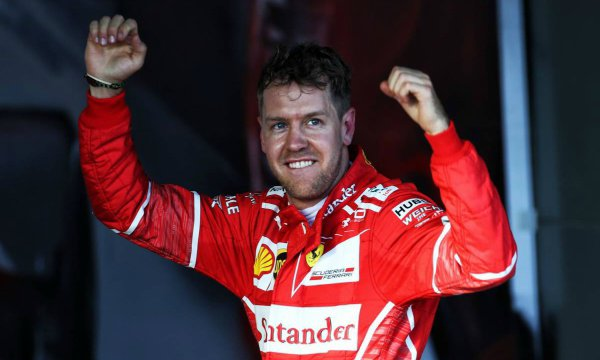 """Vettel : """"Une course incroyable !"""""""