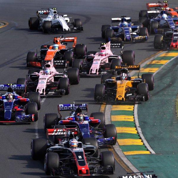 Synthèse du Grand Prix : le rouge est mis