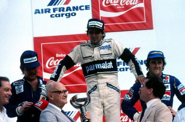 Les 10 plus belles victoires de... Nelson Piquet  (3)