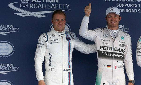 """Rosberg : """"Bottas a demandé à me voir"""""""