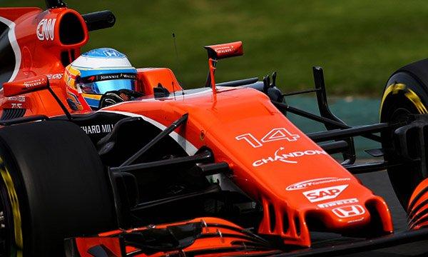 """Alonso : """"Je conduis mieux que jamais"""""""