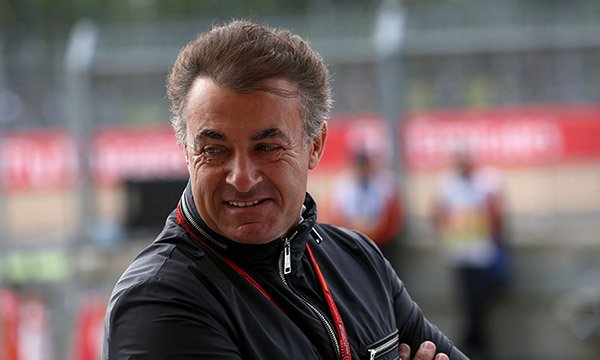 Alesi mise sur Ferrari pour la Chine