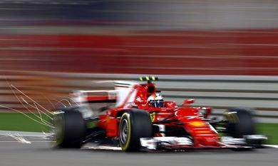 Räikkönen se garde pour la course