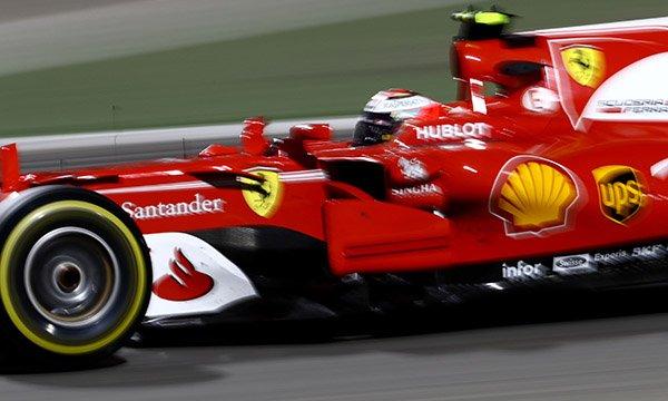 "Räikkönen : ""Quel départ de m… !"""