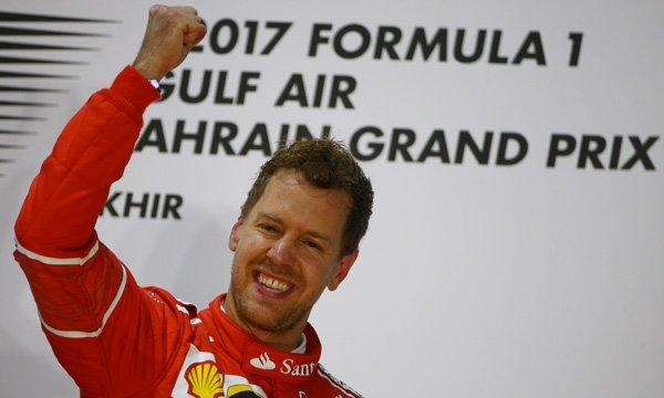 """Vettel : """"Une voiture de rêve !"""""""