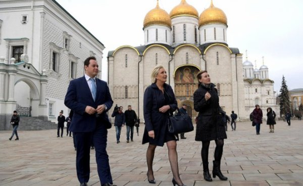ll'argent russe du Front national (ILS SONT TOUS POURRIS VOS POLITIQUES)