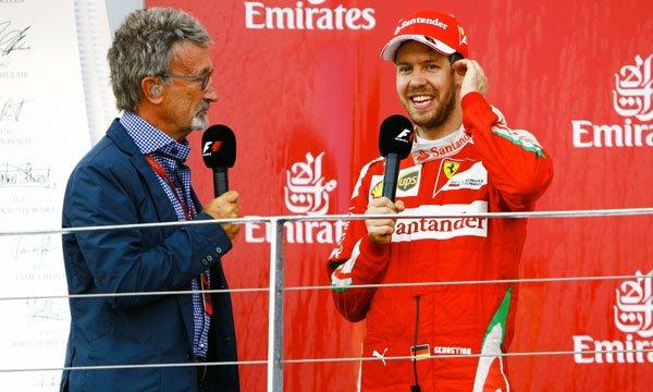"Jordan : ""Mercedes parle avec Vettel"""