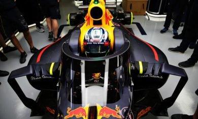 """Le """"bouclier"""" sera testé à Monza"""