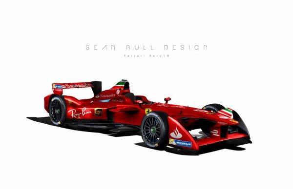 Ferrari électrique ?