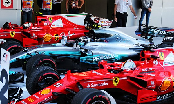 Mercedes a identifié sa principale faiblesse face à Ferrari