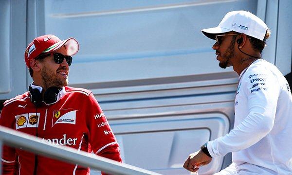 Vettel aurait signé un précontrat avec Mercedes
