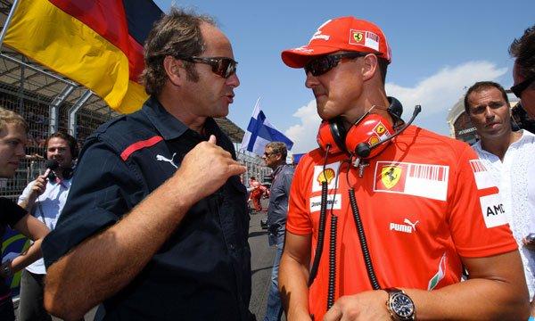 """Berger : """"Je crois au miracle pour Schumacher..."""""""