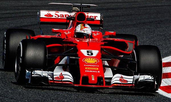 Journée difficile pour les pilotes Ferrari