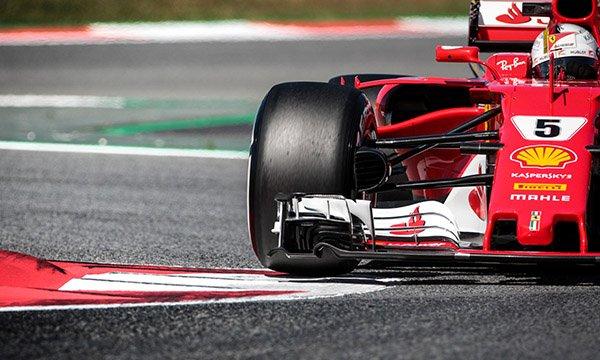 Vettel contraint de changer de moteur