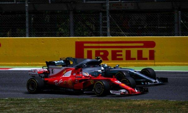 """""""Un duel Mercedes-Ferrari est bénéfique pour la F1"""""""
