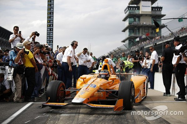 Alonso : Je serai plus rapide lors du Fast Nine