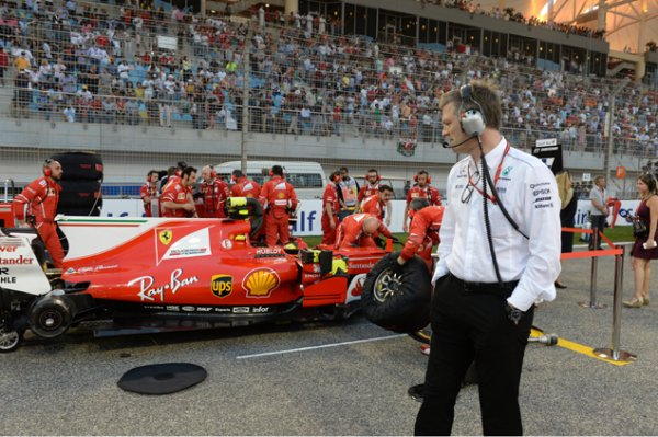 Qui est le père de la Ferrari SF70H ?