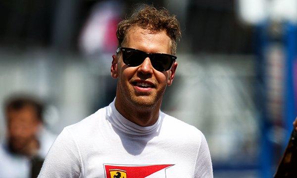 """Vettel : """"J'ignore ce qui arrive à Mercedes…"""
