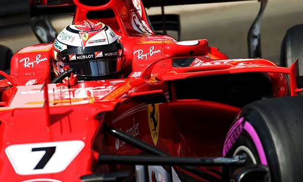 Ferrari à nouveau à l'amende