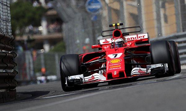 Qualifs : Räikkönen s'offre sa première pole depuis 2008 !