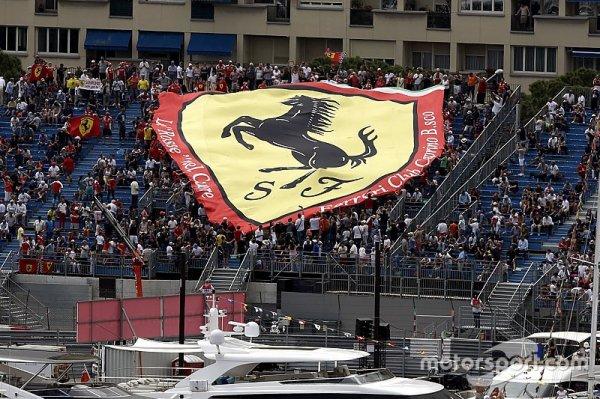 Ferrari reste l'écurie la plus populaire en F1