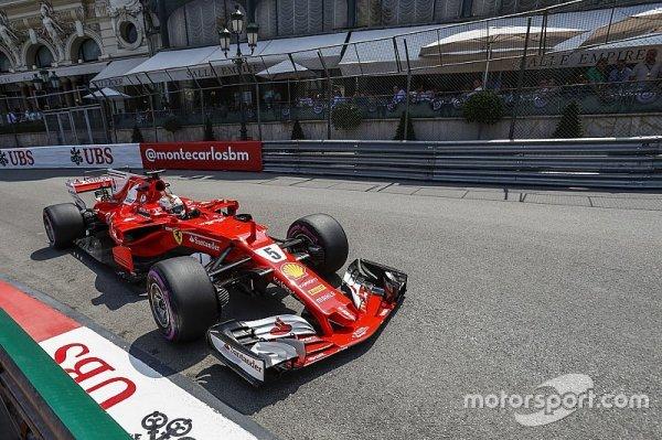 """Sebastian Vettel désigné """"Pilote du Jour"""" du GP de Monaco 2017"""
