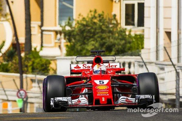 """Vettel : """"Nous ne pouvions pas vraiment prévoir"""" la stratégie"""
