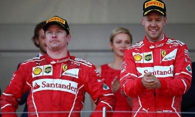 """Räikkönen : """"Rendez-vous à la prochaine course !"""""""