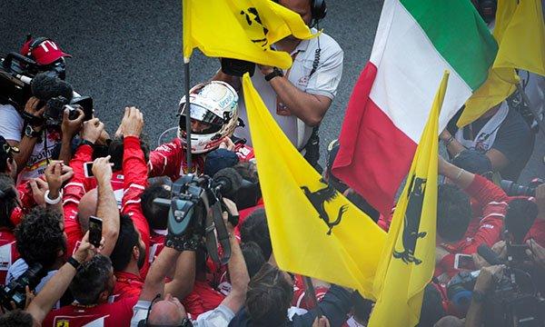 """Marchionne : """"Nous avons vu la vraie Scuderia"""""""