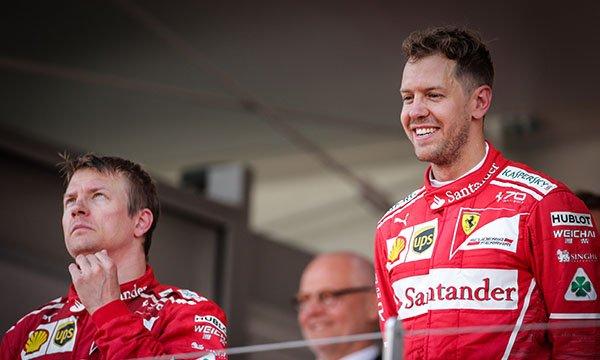 """Wolff : """"Ferrari n'a pas favorisé Vettel"""""""
