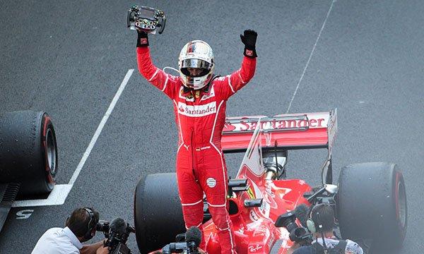 """Alesi : """"La victoire de Vettel est sans discussion"""""""