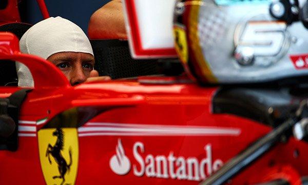 Vettel réagit aux accusations de Hamilton