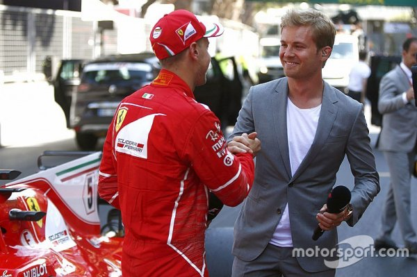 Rosberg chez Ferrari en 2018 ? Wolff ne serait pas surpris !