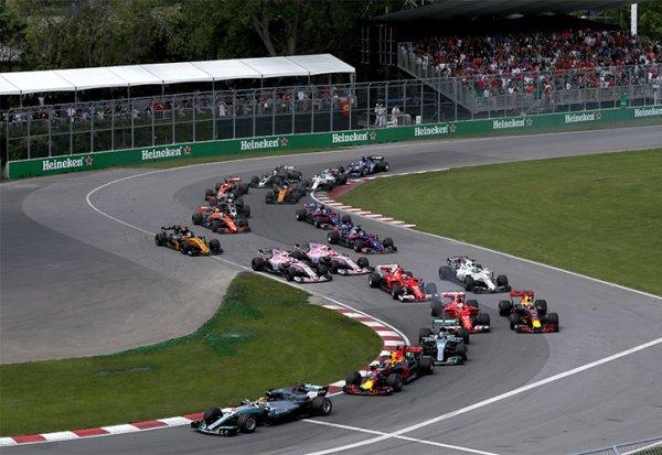 La FIA dévoile le calendrier F1 2018 provisoire
