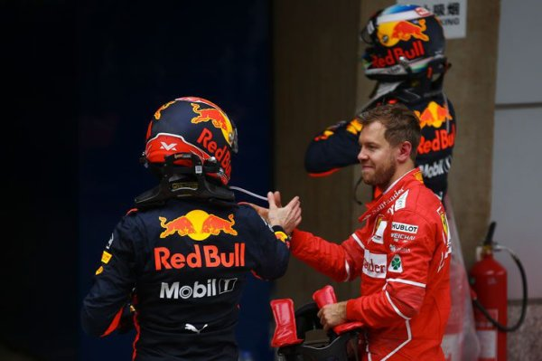 Verstappen en route vers Ferrari ?