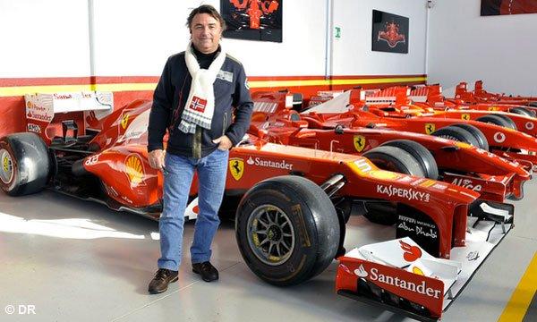 """Arnoux : """"Ferrari devait changer"""""""