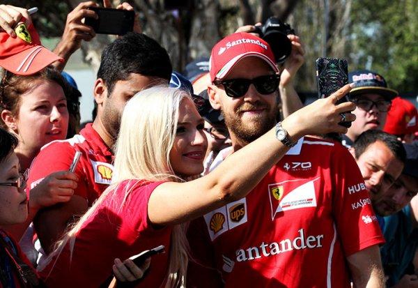 Vettel explique son rejet des réseaux sociaux