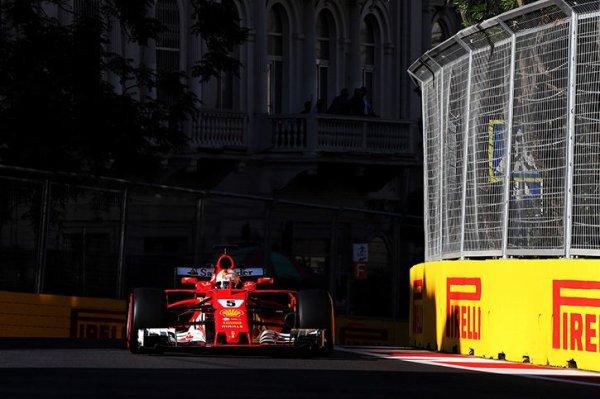 """Vettel : """"Je ne cherche pas d'excuses"""""""