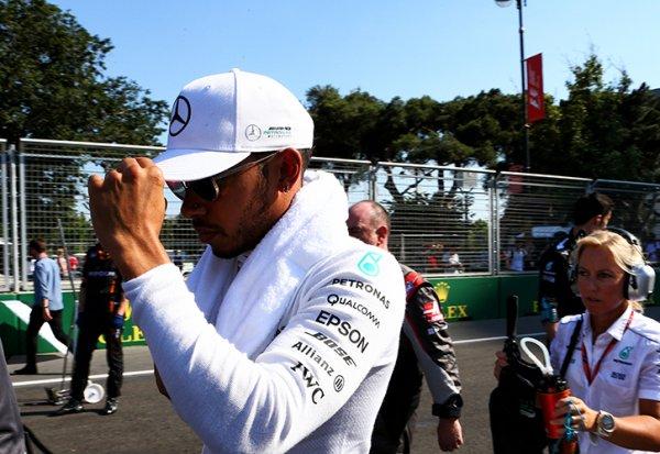 """Hamilton : """"Vettel s'est déshonoré aujourd'hui"""""""