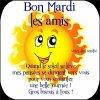 BON MARDI A VOUS MES AMIS(ES)