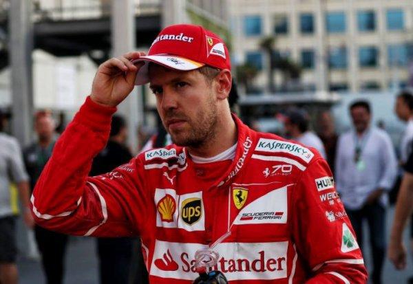 La FIA ouvre une enquête sur l'incident Vettel-Hamilton