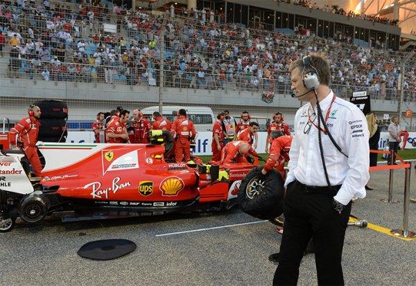 Ferrari dénoncée par un de ses anciens employés !