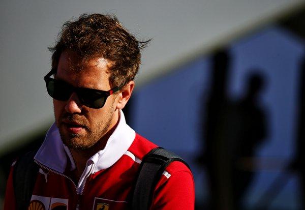 Vettel échappe à de nouvelles sanctions