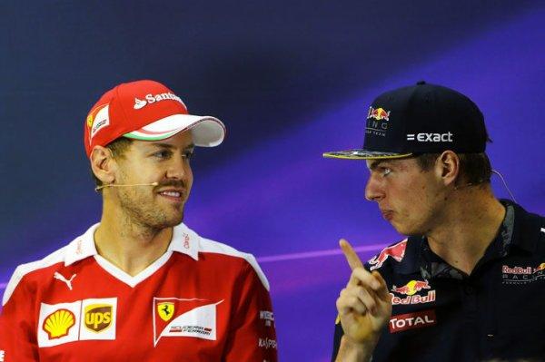 Verstappen vers Ferrari : la rumeur enfle...