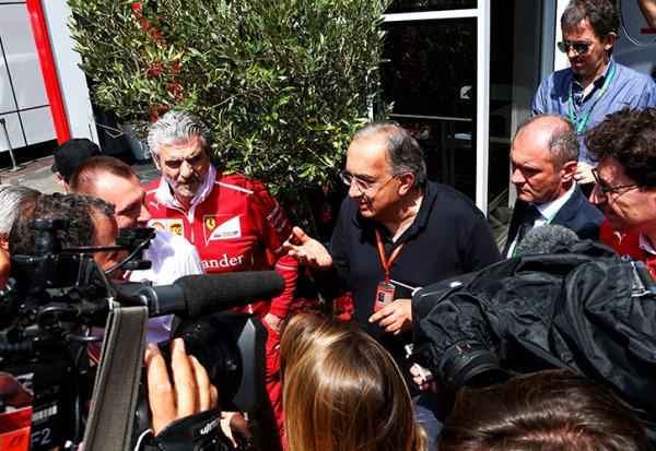 Ferrari exclut de signer Alonso ou Verstappen