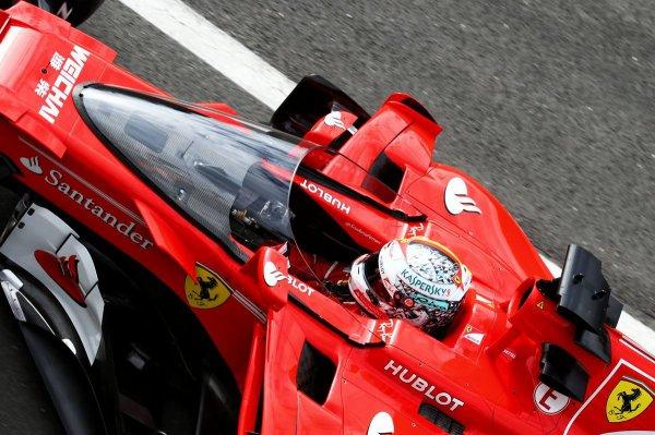 "Vettel ""pris de vertige"" avec le Shield !"