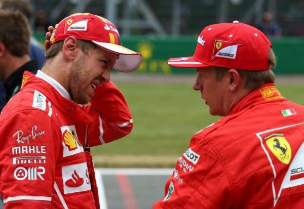 """Vettel : """"J'aurais pu faire mieux"""""""